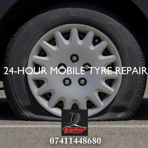 24 Hour Mobile Tyre Repair