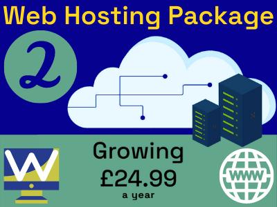 Web Hosting Package 2