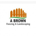 A Brown Fencing & Landscaping