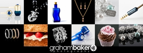 London Commercial Photographer Graham Baker Photography