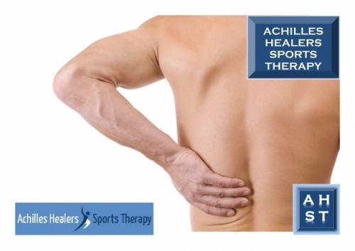 Achilles Healers Sports Therapy Lower Back Pain Treatment