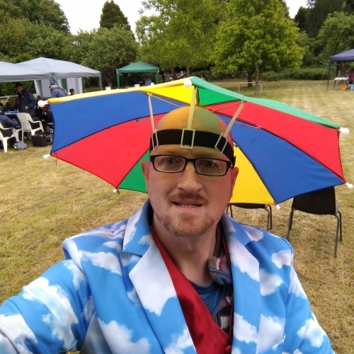 Ready for your Event - whatever the weather! - Desborough Fete Jun19