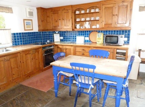Stepps Barn 3 - Holiday Cottage Devon