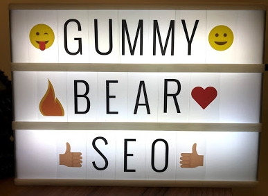 Gummy Bear SEO Office