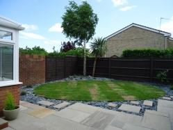 Garden design, landscaping or maintenance