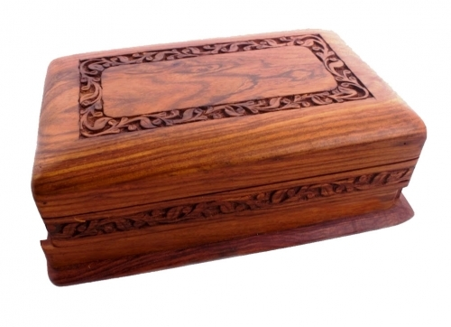 Wooden Trinket Box