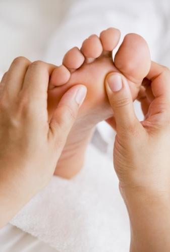 Foot Reflexology Getty Creative