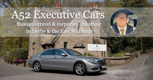 Chauffeur Service in Derby