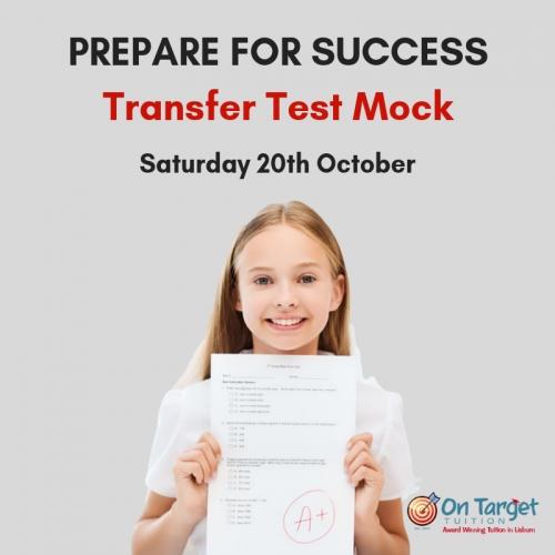 Transfer Test Mock