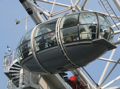 London Eye Project. Thermal Modelling by F A Vaughan Ltd