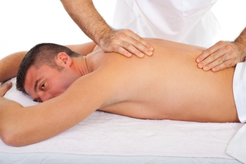 Sensual Male Massage for Men in Kent