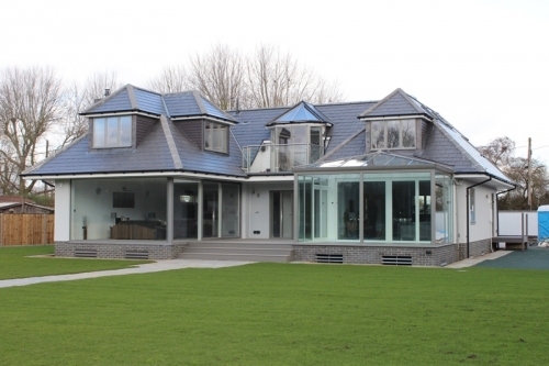 New House - RT2 - Architects in Chertsey