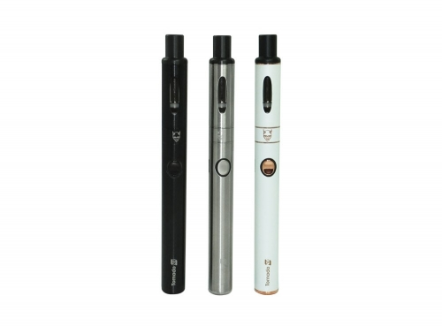 Tornado NX E-cig Kit and E-liquid