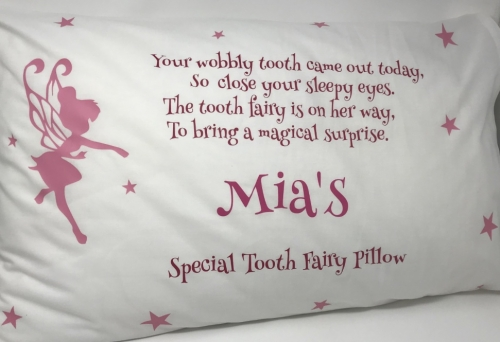 Children's Personalised Pillowcases