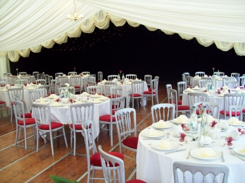 Aphrodite Wedding Marquee 2