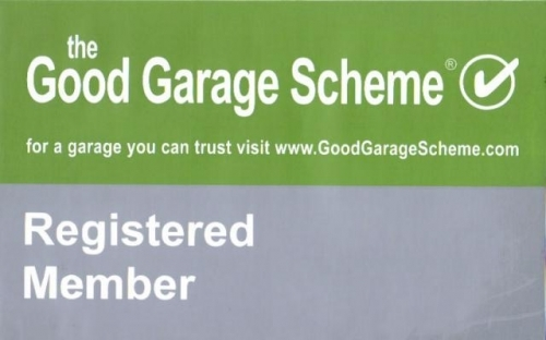 Good Garage Scheme Logo
