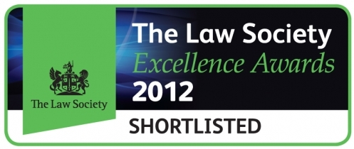 Law Society Shortlist - Practice Management Category