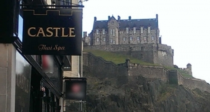 Castle Thai Spa, 9A Castle Street, Edinburgh, EH2 3AH