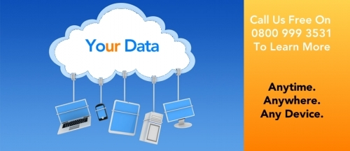 Imagine having your data everywhere right when you need it on any device.