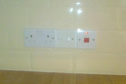 Bradford Uk Kitchen Rewire