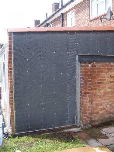 external plastering watford