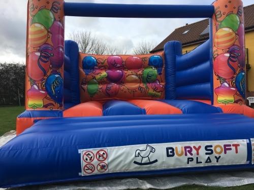 Bury Soft Play