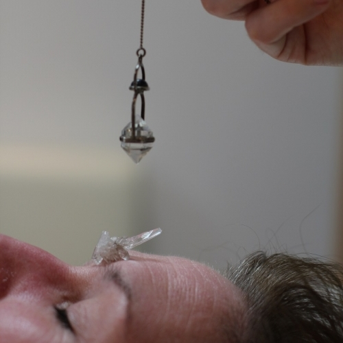Crystal Acupuncture