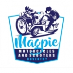 Magpie Motorcycles & Scooters