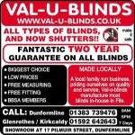 Val-U-Blinds /