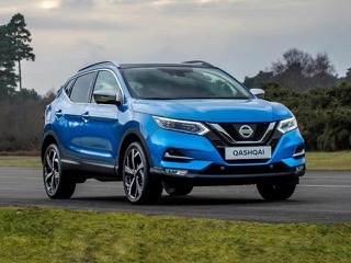 Nissan Qashqai Car Leasing Offers