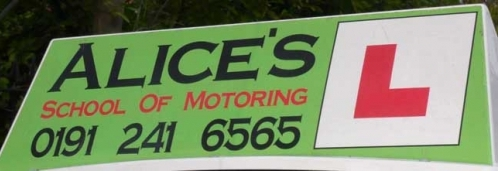 Alices School of Motoring