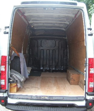 12 Cubic Metre load area here to assist you
