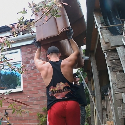 Man With A Van norwich Sofa Move