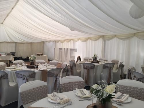 Wedding Marquee Hire Peterborough