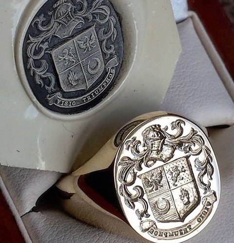 Coat Of Arms Seal