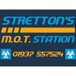 Strettons MOT Station Ltd