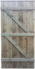 Wooden Bespoke Gate - Garden Timber Door