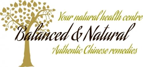 Balance And Natural Logo