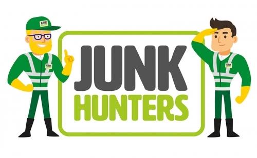 Junk Hunters Logo