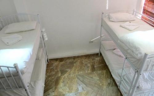 Dorm room at Abercorn House London