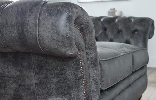 Calvert Luxury Leather Sofa