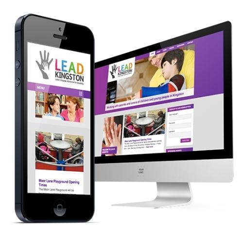 L.E.A.D. Kingston Responsive Web Design