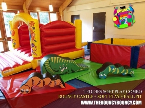 Teddies Soft Play Combo (40% OFF)