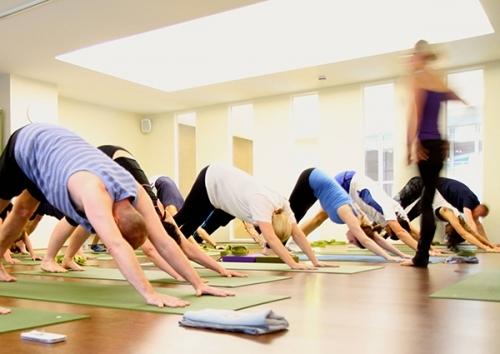 Yoga at Embody