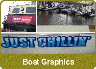 Boat Names Vinyl Graphics