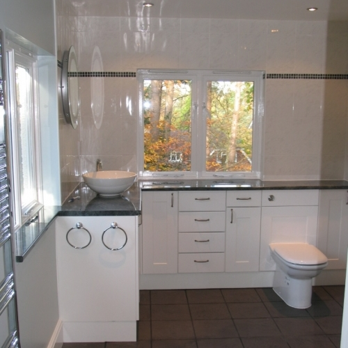 Bathroom Extension, Farnham, Surrey