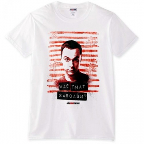 Sheldon Big bang Theory T-Shirt
