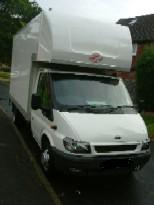 luton with tail lift avaible
