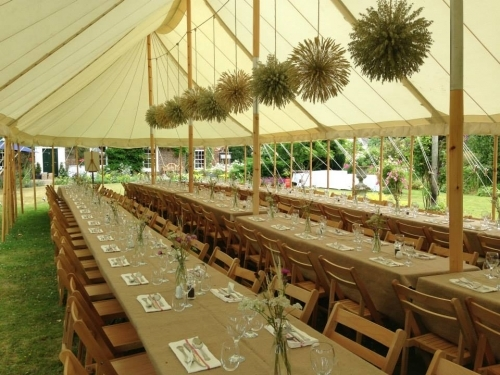 Wills Marquees, Traditional Canvas Marquees
