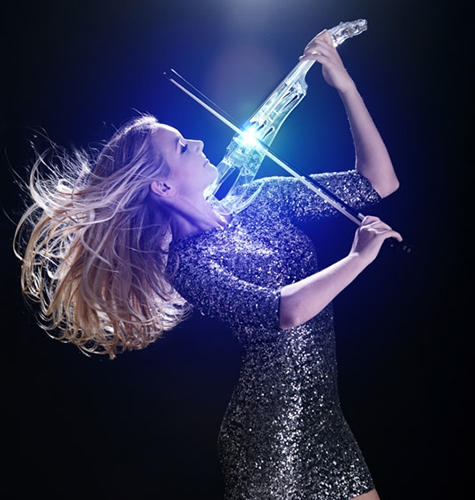 Sally Electric Violinist For Events
